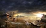 Дом на болоте_