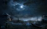 Дом на болоте__ - Луна_