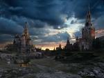 Кремлёвская долина - Закат_