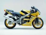 Kawasaki-Ninja-Yellow