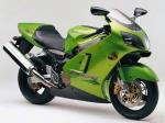 Kawasaki-ZX12R-Green