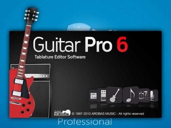 10 Mei 2011 Guitar Pro 6 ini tampil sangat berbeda dari versi versi sebelum